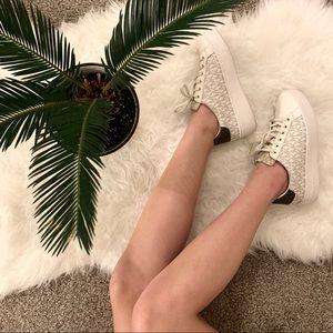 MICHAEL KORS Signature Platform Sneakers